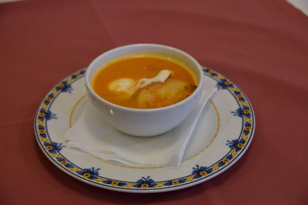 Sipa de ajos y cebolla